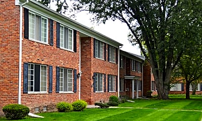 Building, Green Acres Village Apartments, 0