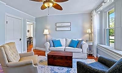 Living Room, 1208 Catherine St, 1