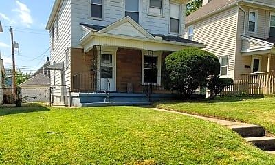 Building, 1124 Demphle Ave, 0