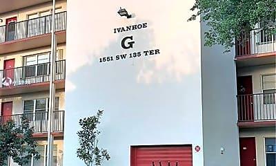 Community Signage, 1551 SW 135th Terrace 409G, 2