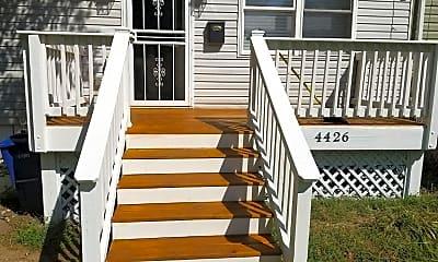 Patio / Deck, 4426 Ord St NE, 1