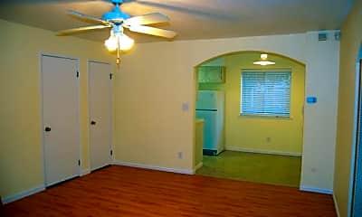 Bedroom, 2414 F St, 1