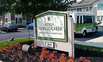 Atria Newell Creek Senior Living and Memory Care, 1