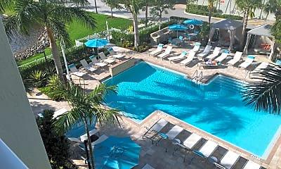 Pool, Flamingo Rd  New Sawgrass, 1