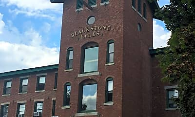 Blackstone Falls Management, 1