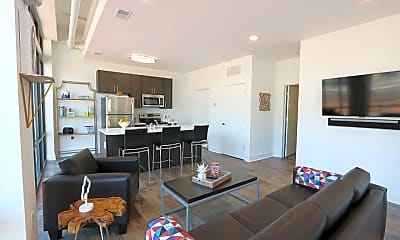 Living Room, 109 Park Ave, 1