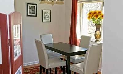 Dining Room, Tunbridge Apartments, 2