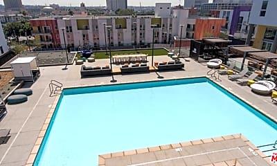 Pool, 555 N Spring St B804, 2