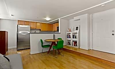 Living Room, 330 Rhode Island Ave NE 20, 1