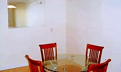 Dining Room, 16 Winter St 33A, 1
