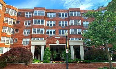 Building, 2500 Q St NW 222, 1