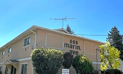 668 Marin Ave, 0