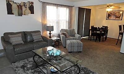 Living Room, Quail Lakes, 0