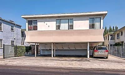 Building, 212 N Normandie Ave, 0