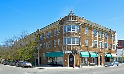 Building, 941 Chicago, 0