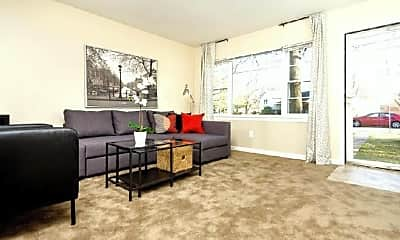 Living Room, 5108 Navahoe St, 1