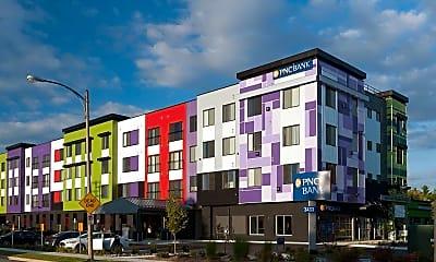 Building, Midtown, 0