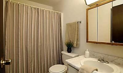 Bathroom, Morningside Park, 2