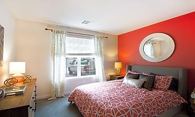 Bedroom, Modera Natick Center, 2