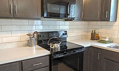 Kitchen, Mill Creek Manor, 1