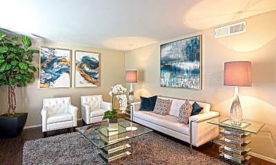 Living Room, Woods of Spring Grove, 1