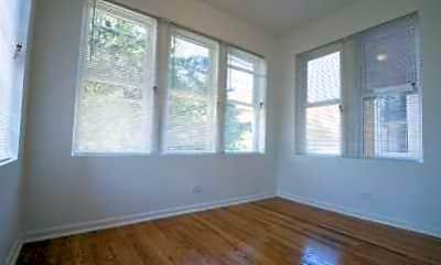 Living Room, 1357 N Homan, 2