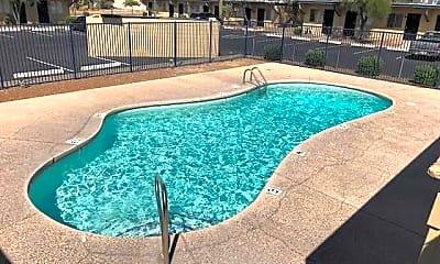 Pool, Fairmount Manor, 1