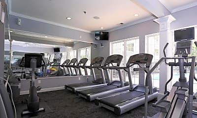 Fitness Weight Room, 4551 strutfield Lane, 2