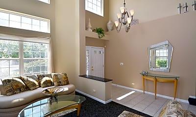 Living Room, 500 E Home Ave, 1