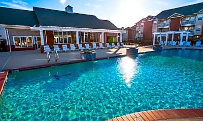 Pool, 1200 Acqua Luxury Apartments, 1