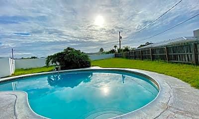 Pool, 937 Golden Beach Blvd, 2