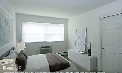 Bedroom, Norwich Gate Town House, 2