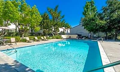 Pool, 4642 Park Granada, 2