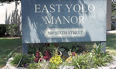 East Yolo Manor, 1