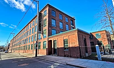 Building, Grant Mill Lofts, 0