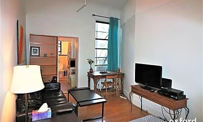 Living Room, 315 W 77th St 5D, 0