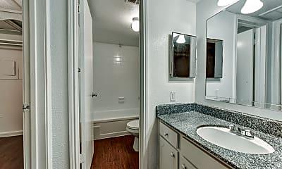 Bathroom, Tara Oaks, 2