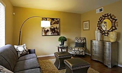 Living Room, Bridgewater Retreat, 0