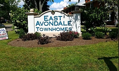 East Avondale Townhomes, 1