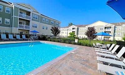 Pool, Broadleaf Boulevard, 0