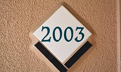 Bedroom, 10101 N Arabian Trail 2003, 2