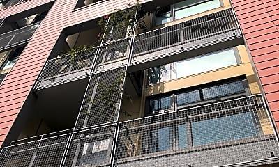 6th and Oak St Senior Housing, 2