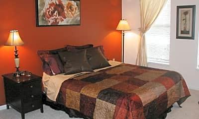 Bedroom, Holborn Village Townhomes, 2