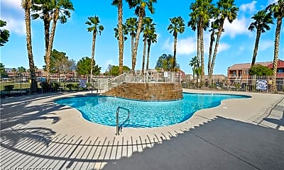 Pool, 4730 East Craig Road #2204, 2