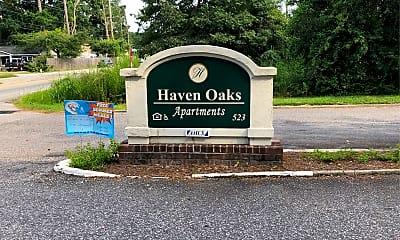 Haven Oaks, 1