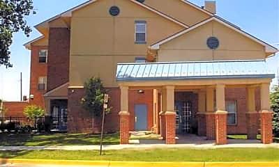 Building, Miles Manor Apartments, 0