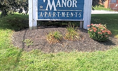 Western Manor Apartments, 1