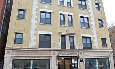 Building, 1331 W. Loyola, 1