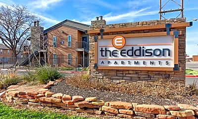 Community Signage, The Eddison, 2