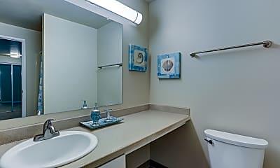 Bathroom, Mountain Knolls, 2